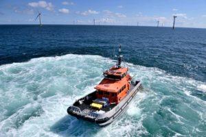 Offshore West Hinder Wind Services Tugboat