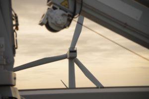 Offshore Windfarm Turbine