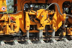 Rail Tamping Machine
